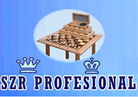 SAH PROFESIONAL Chess, chess equipment Belgrade