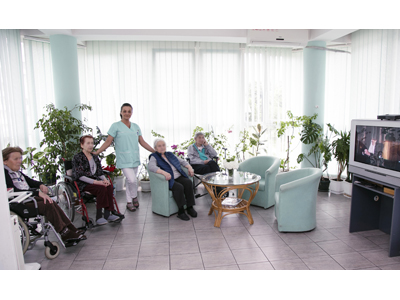 DOM ZA STARE AGAPE Homes and care for the elderly Beograd