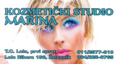STUDIO MARINA Beauty salons Belgrade
