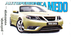AUTOSERVIS MEDO Car wash Belgrade