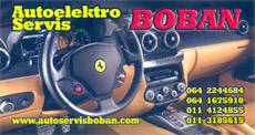 CAR ELECTRO SERVICE BOBAN Car alarm systems Belgrade