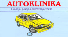 AUTO KLINIKA Car paintwork Belgrade