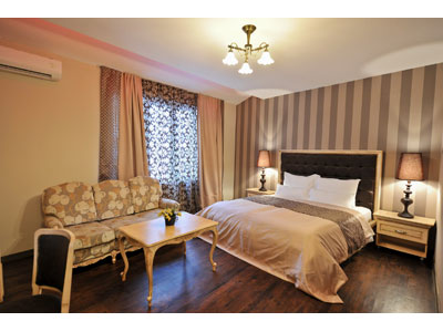 VILLA SKADARLIJA Accommodation, room renting Beograd