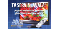 TV SERVIS AVALA