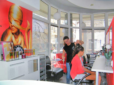 STUDIO LEPOTE FIDI Hairdressers Beograd