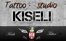 TATTOO AND PIERCING STUDIO KISELI Tattoo, piercing Belgrade