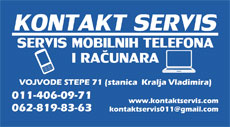KONTAKT SERVIS Mobile phones service Belgrade