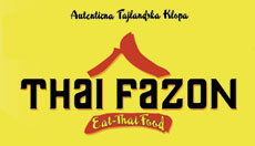 EAT THAI - THAI FAZON Delivery Belgrade