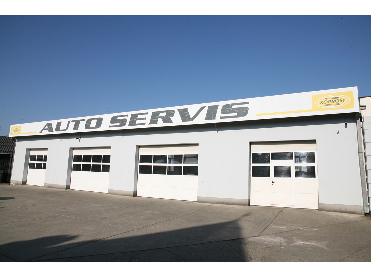 AUTO SERVIS KOPROM AS Car service Beograd