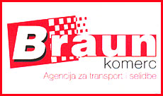 BRAUN KOMERC Moving Belgrade