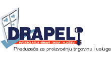 DRAPELI Safety doors Belgrade