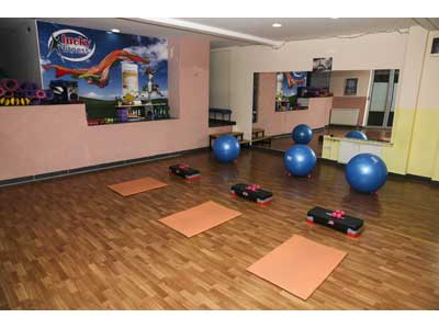 LUCKY FITNESS Gyms, fitness Beograd