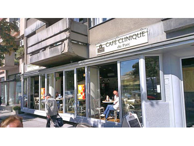 CAFFE CLINIQUE DU PARC Bars and night-clubs Beograd