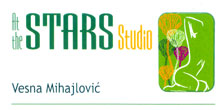 AT THE STARS STUDIO