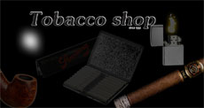 TOBACCO GIFT SHOP