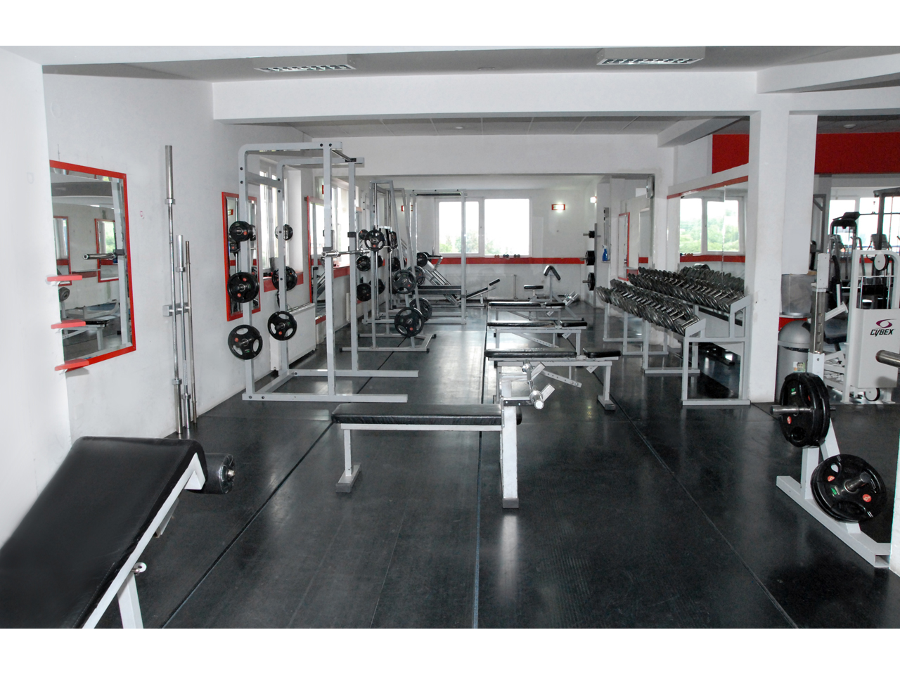 FITNESS CENTAR TOP FORM Gyms, fitness Beograd