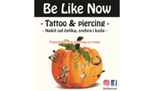 BE LIKE NOW Tattoo, piercing Belgrade