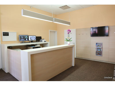 ORTODENT 3D DIGITAL - ORTOPAN CENTAR Dental surgery Beograd