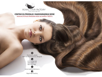 FRIZERSKI SALON ROYAL HAIR FACTORY Frizerski saloni Beograd