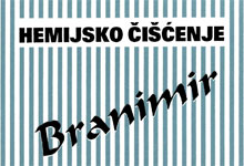 BRANIMIR DRY CLEANING AND LAUNDRY Laundries Belgrade