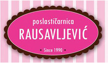 CONFECTIONERY RAUSAVLJEVIC Cakes and cookies Belgrade