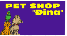 PET SHOP & VET PHARMACY DJINA