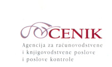 CENIK BOOK - KEEPING AGENCY