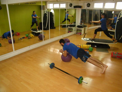 FITNESS HOUSE - FIT STEP MAŠINE Gyms, fitness Beograd