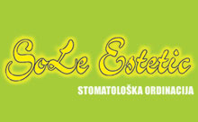 SOLE ESTETIC STOMATOLOŠKA ORDINACIJA