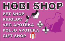 HOBY SHOP Fishing equipment Belgrade