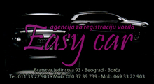 EASY CAR CAR INSURANCE AND EXCHANGE OFFICE Ownership Transfer, car registration Belgrade
