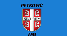 PETKOVIĆ TIM SECURITY