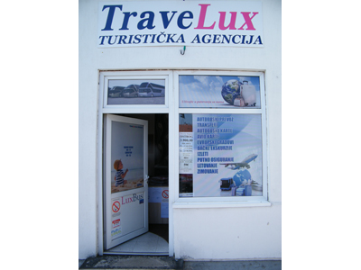TRAVELUX AGENCY Travel agencies Beograd