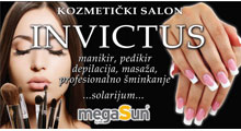 INVICTUS BEAUTY SALON Solarium Belgrade