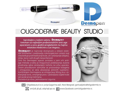 BEAUTY STUDIO OLIGODERMIE Cavitation, lipolysis Beograd