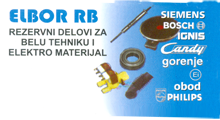ELBOR RB Appliance repairs Belgrade
