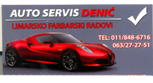 AUTO SERVICE DENIC Car paintwork Belgrade