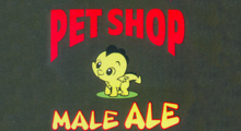 PET SHOP MALE ALE