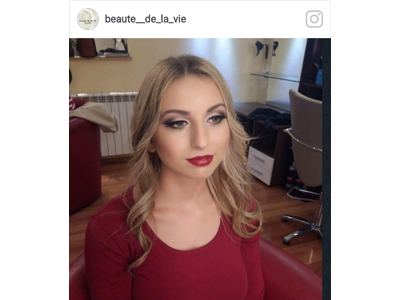 BEAUTE DE LA VIE Make up Beograd