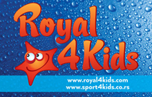 ROYAL 4 KIDS DAYCARE Sport schools Belgrade