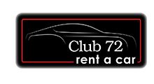 CLUB 72 RENT A CAR