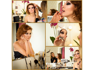 MAKE UP STUDIO STAR Manicures, pedicurists Beograd