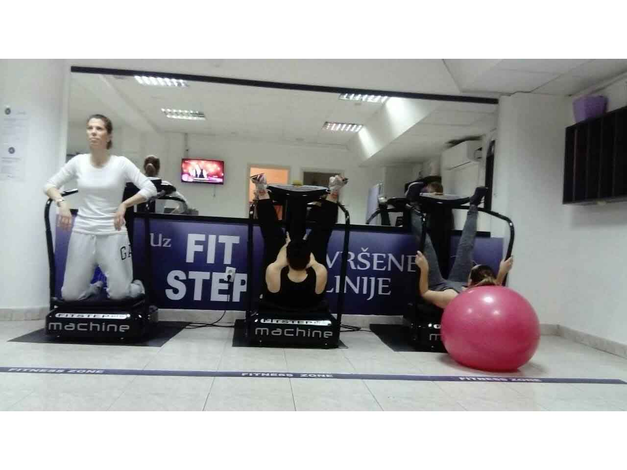 NENSI FIT Gyms, fitness Beograd