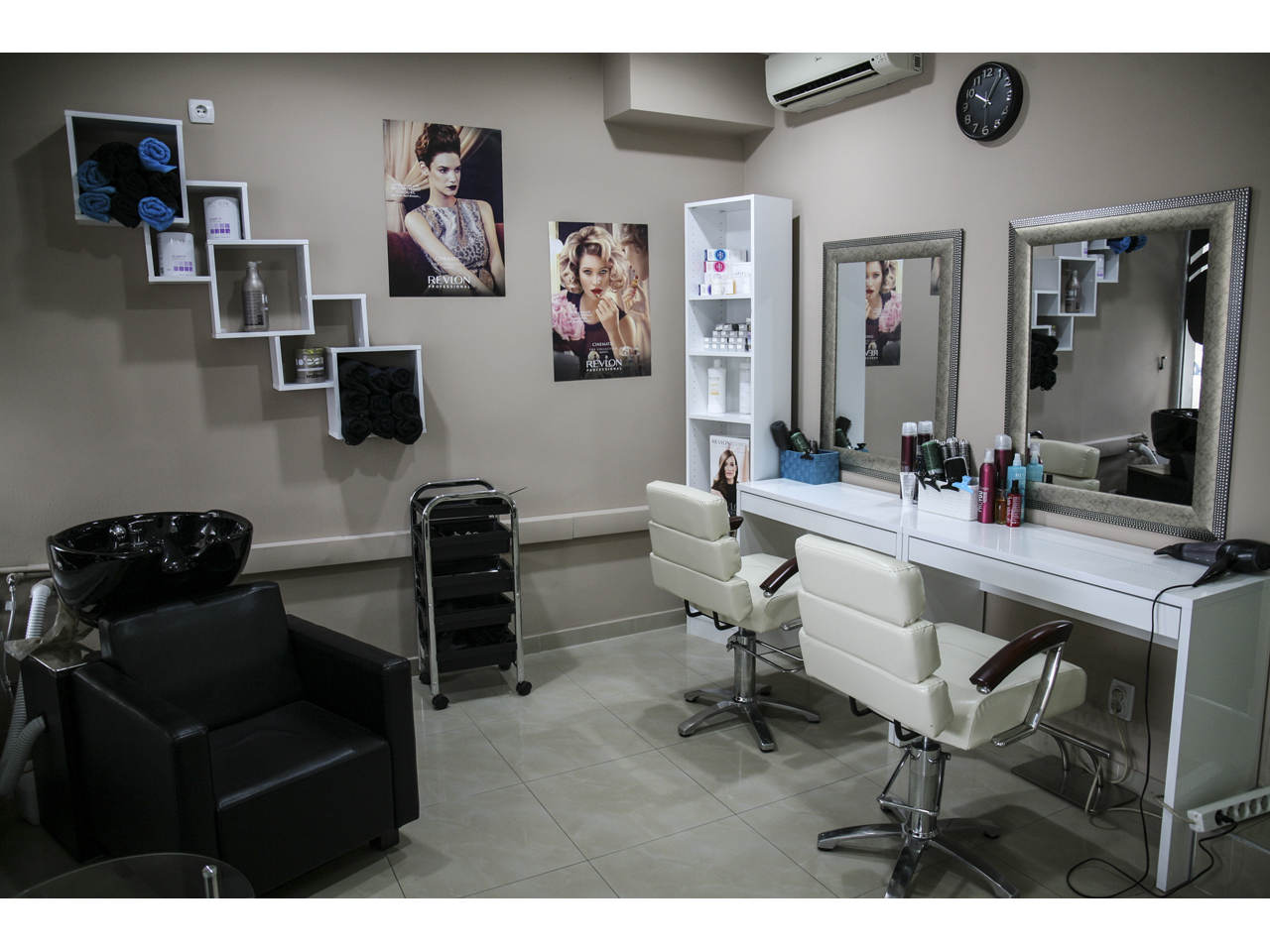 DIONIS HAIR Beauty saloons Beograd