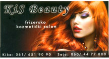 KIS BEAUTY FRIZERSKO KOZMETIČKI SALON