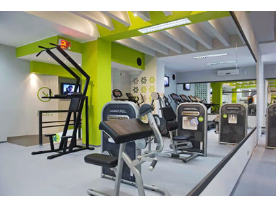 AXIS FITNESS Gyms, fitness Beograd