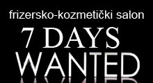 7 DAYS WANTED