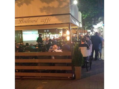 BOULEVARD CAFFE Bars and night-clubs Beograd