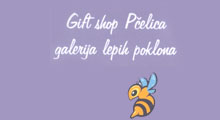 GALERY GIFT SHOP PCELICA Decoration objects Belgrade