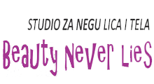 BEAUTY NEVER LIES STUDIO Beauty salons Belgrade